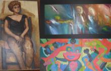 A la venta 156 obras en beneficio del Museo del Caribe