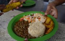 Los niños son los más afectados por la falta de alimentos en los hogares de la región Caribe.
