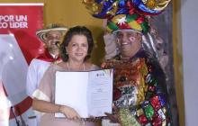Carla Celia y Julio M. Sánchez, del Congo Reformado.