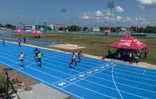 Anthony Zambrano clasifica a la final de los 400 metros de los Juegos Nacionales