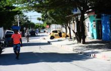 Choque entre motos deja dos menores heridos en La Esmeralda