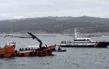 Interceptan submarino repleto de cocaína frente a las costas de Galicia en España