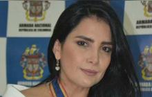 Aida Merlano, excongresista fugitiva.