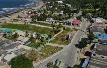 Playas de Salgar tienen una nueva vía de acceso
