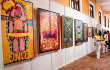 Arte para apoyar al Museo del Caribe