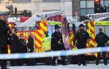 Dos muertos deja el ataque con cuchillo de Londres