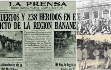 Colombia recuerda los 91 años de la masacre de las bananeras
