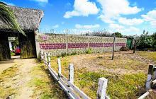 Vista de una de las viviendas en Puerto que bajo la modalidad de préstamo continúa sometida a varios procesos judiciales.