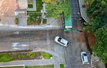 Residentes advierten alta accidentalidad en Altos de Riomar