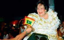 Barranquilla le cantará el cumpleaños a Esther Forero