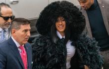 Nueva aparición de la rapera Cardi B en tribunal de Nueva York