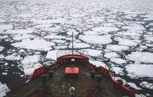 El hielo aumenta o se reduce pero no ha regresado a los niveles previos a 2007.