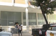 Sede de la URI de la Fiscalía ubicada en el centro de la ciudad.