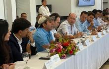 Char expuso avances de Barranquilla en Cumbre de Ciudades Capitales