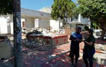 Espacio Público visita casas abandonadas en Paraíso