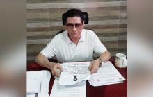 Luis Said Castro, alcalde de Pailitas.