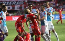 Ocho fechas de sanción a Piedrahíta por agredir a Carrascal en la final