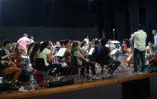 Orquesta Sinfónica Joven de Barranquilla se estrena con concierto navideño