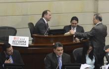 Plenaria de Senado aprobó en último debate la reforma tributaria