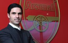 Mikel Arteta, nuevo DT del Arsenal de Inglaterra.