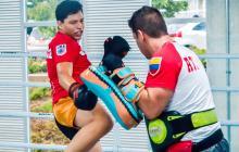 El Muay Thai toma fuerza en Barranquilla