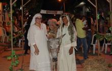 En Sincé está el pesebre más grande de Sucre