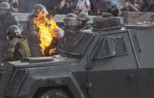 """Nuevo informe denuncia """"graves"""" violaciones a los DDHH en protestas en Chile"""