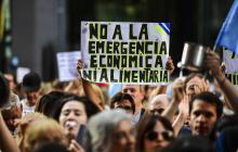 Cinco claves sobre la crisis de una Argentina en 'virtual default'