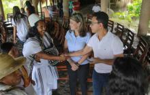 Gobernantes electos de Magdalena y Santa Marta trazan hoja de ruta con los indígenas