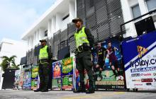 En video | Golpe al chance ilegal: capturan a 24 y decomisan 23 máquinas de apuestas
