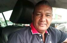 Roger Jacinto Pérez Barrios, víctima.