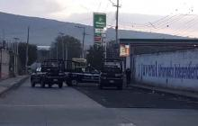 Ataque armado contra gasolinera deja seis muertos en el centro de México