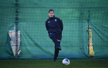 Robert Moreno, entrenador del Mónaco hasta junio de 2022