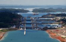 Falta de agua por el cambio climático, el mayor reto del Canal de Panamá