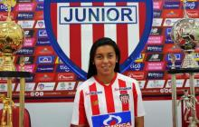 El emotivo mensaje de Yoreli Rincón al despedirse de Junior