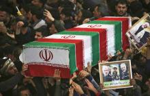 Iraquíes despiden a Soleimani en medio de tensión mundial
