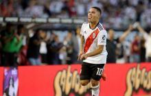 'Juanfer' Quintero regresa a la pretemporada de River Plate tras exámenes cardiacos