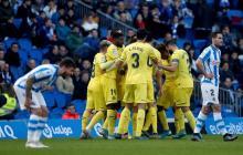 Sin Bacca en el campo, Villarreal vence como visitante a la Real Sociedad