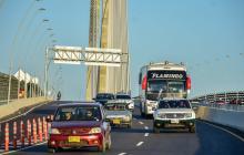 Así fue el plan retorno de viajeros en puente de Reyes