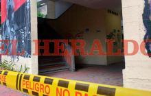 Así está el sitio donde hallaron el cuerpo de Madelayne Ortega