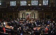 Cámara baja de EEUU vota el jueves para impedir que Trump emprenda guerra contra Irán