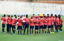 La selección sub-23 se mide a Bolivia en el Romelio