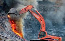 Advierten de toxicidad en zonas contaminadas por minería de carbón