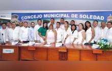 """Los """"herederos"""" del Concejo de Soledad"""
