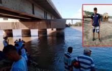 Menor se ahogó cuando nadaba debajo del viejo puente Pumarejo