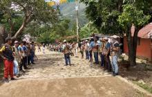 Los miembros de la guardia kankuama recibirán capacitación de la UNP.