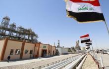La refinería de petróleo Al-Shuaiba en la provincia de Basora, en el suroeste de Irak.