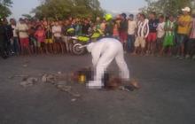 Hombre mata a dos pescadores en Tasajera y lo linchan