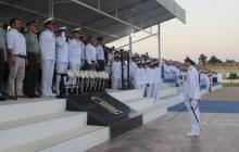 Asume nuevo director de la Escuela Naval de Suboficiales ARC Barranquilla