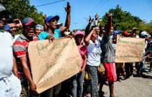 En video | Operadores turísticos de Galerazamba piden poner fin a concesión